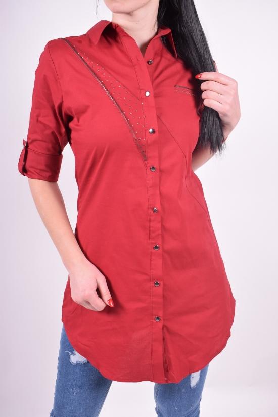 fa1f785e02b Купить женскую рубашку тунику (Украина) в интернет магазине ТК ...